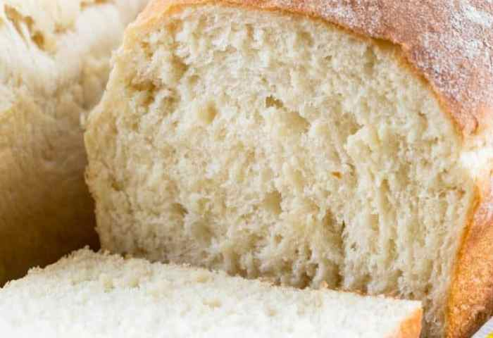 Easy White Bread Homemade Recipe Crazy For Crust
