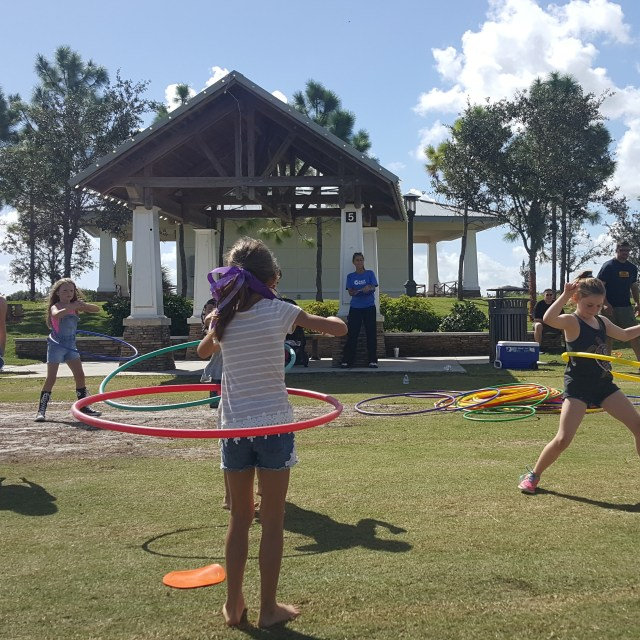 Crazy Games Hula Hoop Zone
