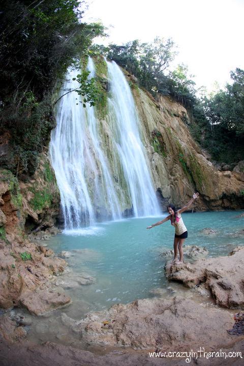 El Limon Waterfalls Dominican Republic  The Legendary