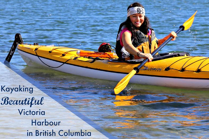 British Columbia Fjords Rent Kayak