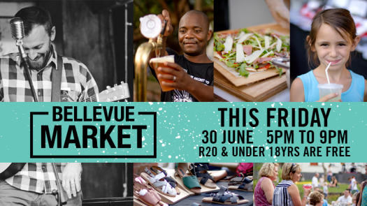 Bellevue market 30th July 2017
