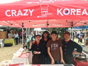 Crazy Korean mother-in-law