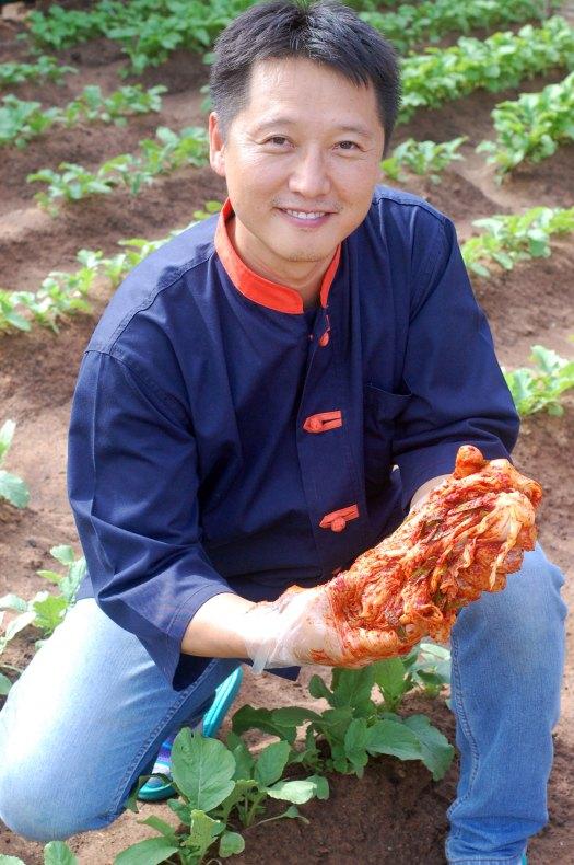 Crazy Korean Lim with Kimchi