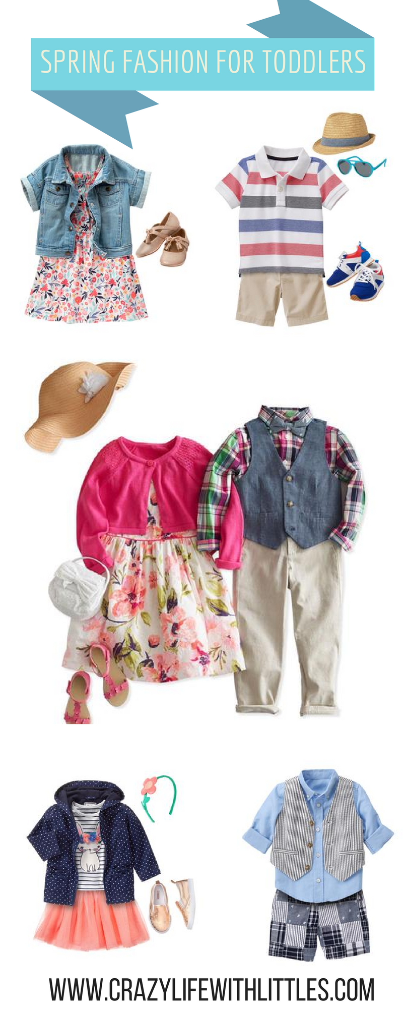 Spring Fashion for Toddlers, Easter outfits, Spring Girls Fashion, Spring Boys Fashion, Gymboree, Target Baby, Janie and Jack