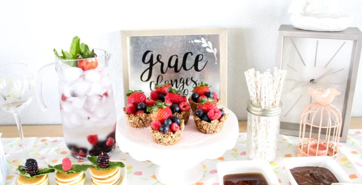 CREATING A SIMPLE MOTHER'S DAY BRUNCH IN 3 EASY STEPS