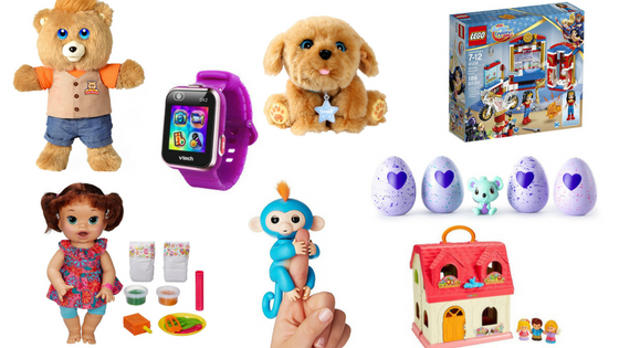 2017'S TOP HOLIDAY TOYS FOR KIDS THIS CHRISTMAS