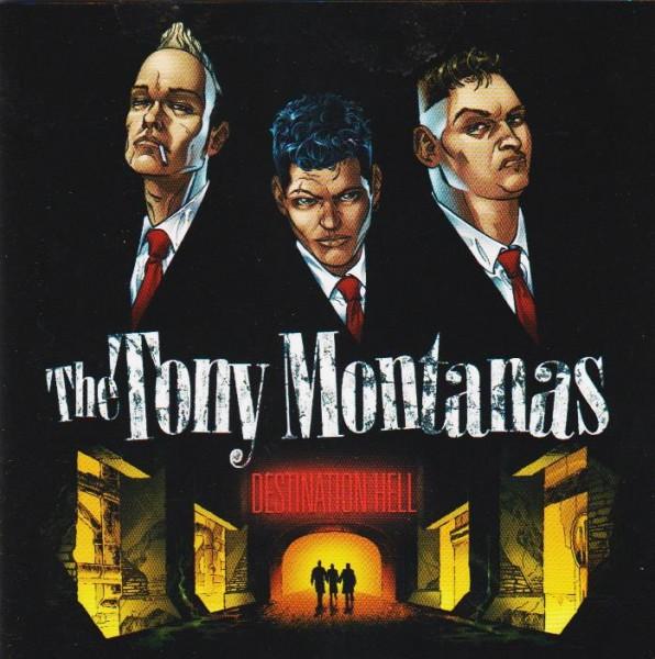 TONY MONTANAS-Destination Hell CD   Crazy Love   Psychobilly & Rockabilly Records bei crazyloverecords.de