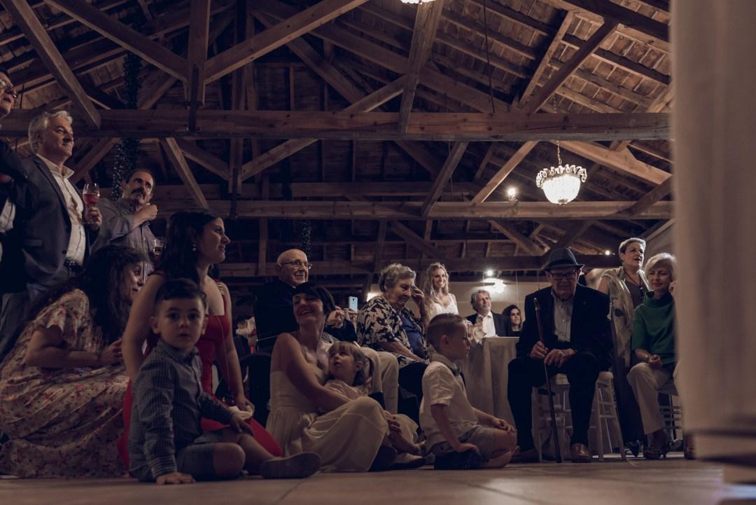 Fotos de grupo en las bodas