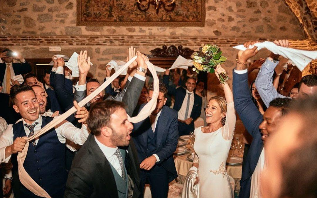 Fotos de boda con invitados, ¿sí o no?