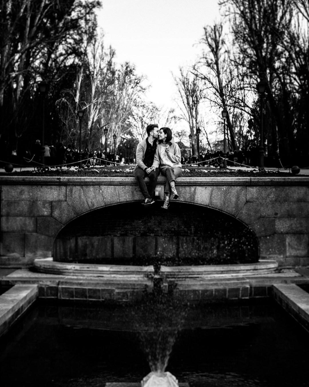 Crazy Love Shots - Fotografo de boda Madrid - Preboda Rocío y Jaime