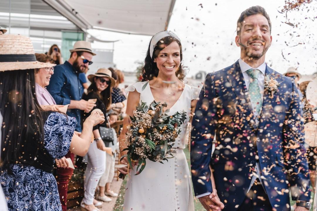 La boda en Oscar Room Mate – Raquel y Daniel