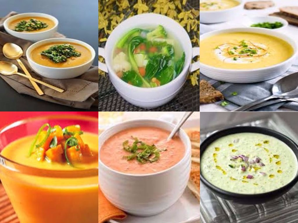 20 Different Types Of Healthy Soups