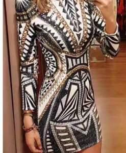 Vestido cuellecito