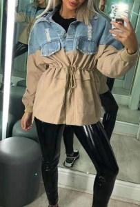Chaqueta-moda