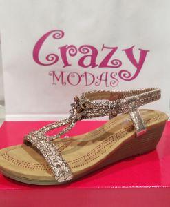 Sandalia-moda