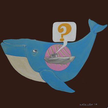 inside: Whale