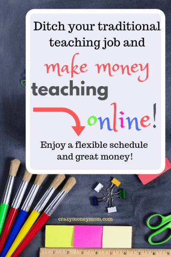 How teachers can make money without a traditional job