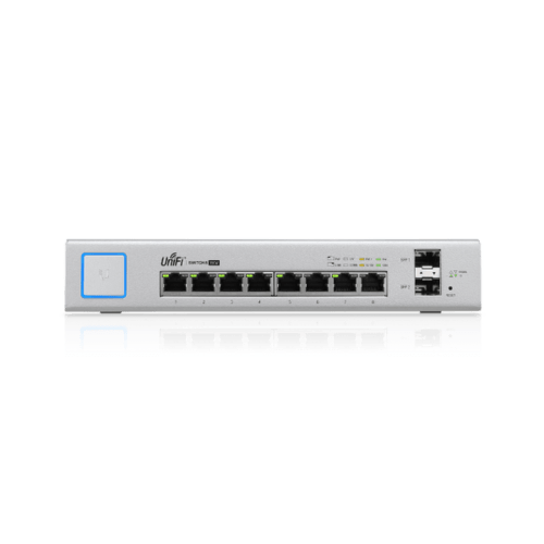 UniFi Switch PoE 8 Ports 150 Watts 2 1