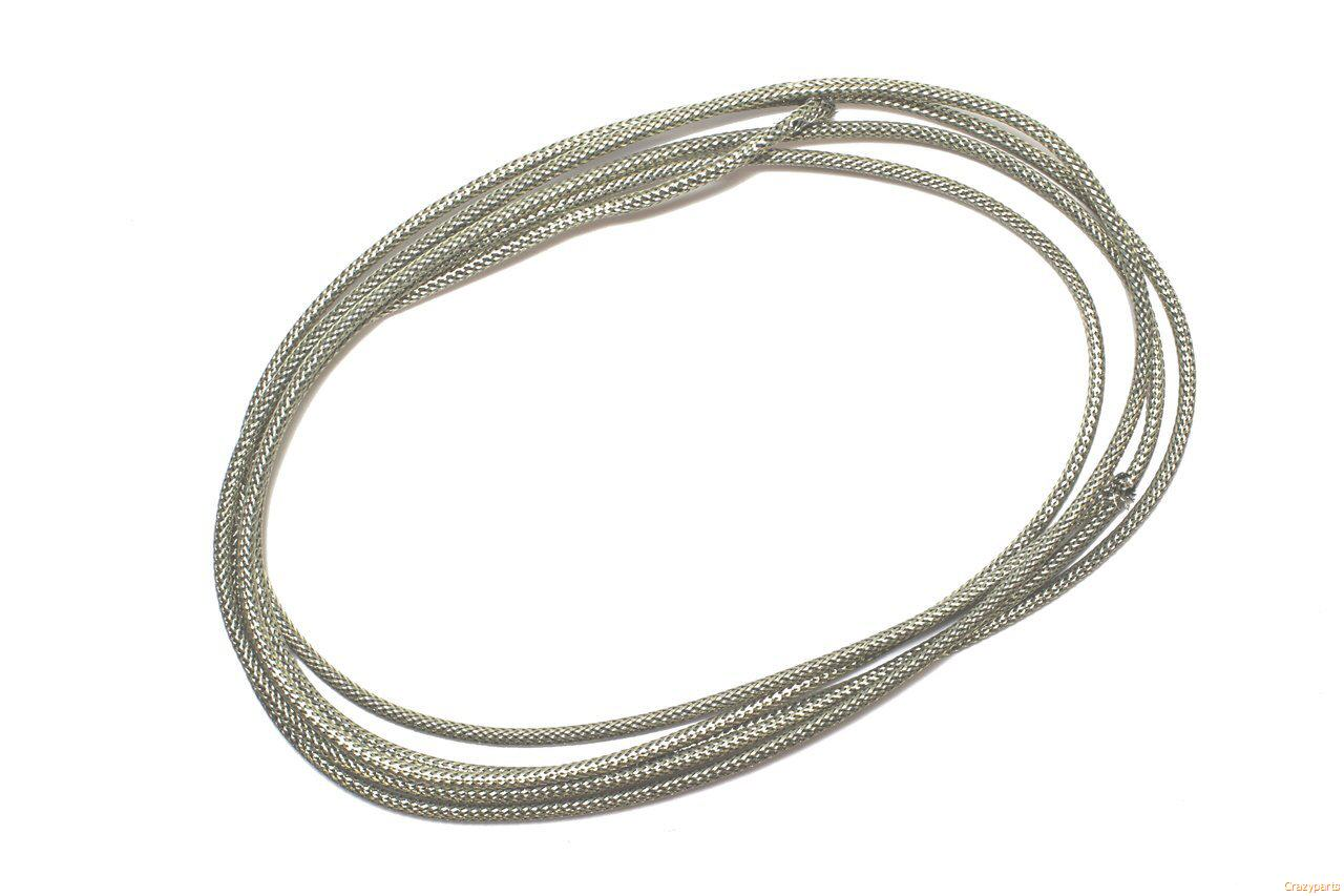 hight resolution of braided wire