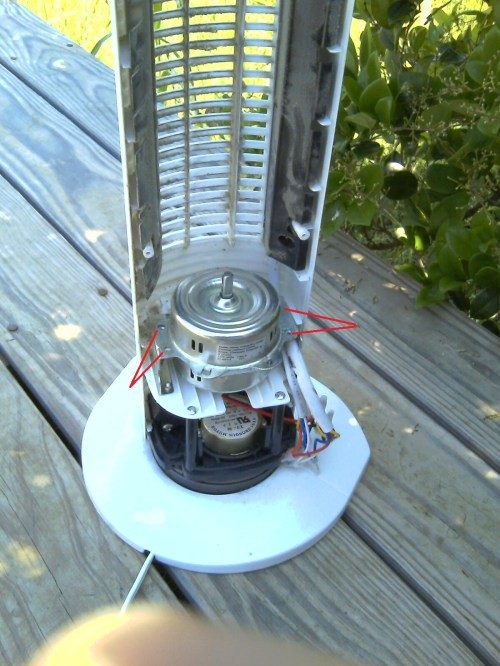 small resolution of tower fan motor wiring wiring diagram local tower fan motor wiring