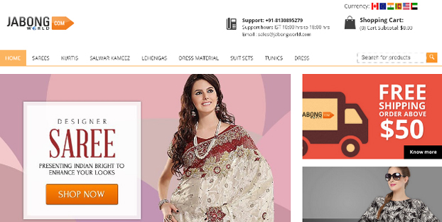 Best Online Shopping Sites in india for Women | Reliable ...