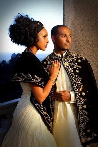 Eritrean Cultural Dress
