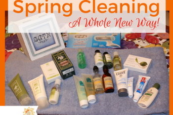 Spring Cleaning – a whole new way!