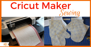 Cricut Maker Sewing