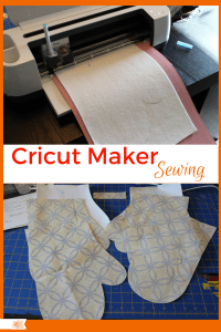 Cricut Maker Sewing
