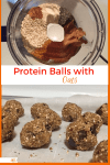 Protein Balls with Oats