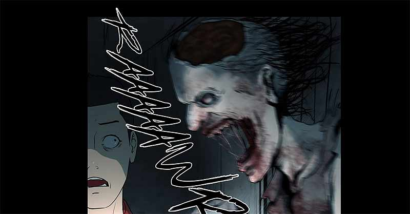Image result for shriek webtoon