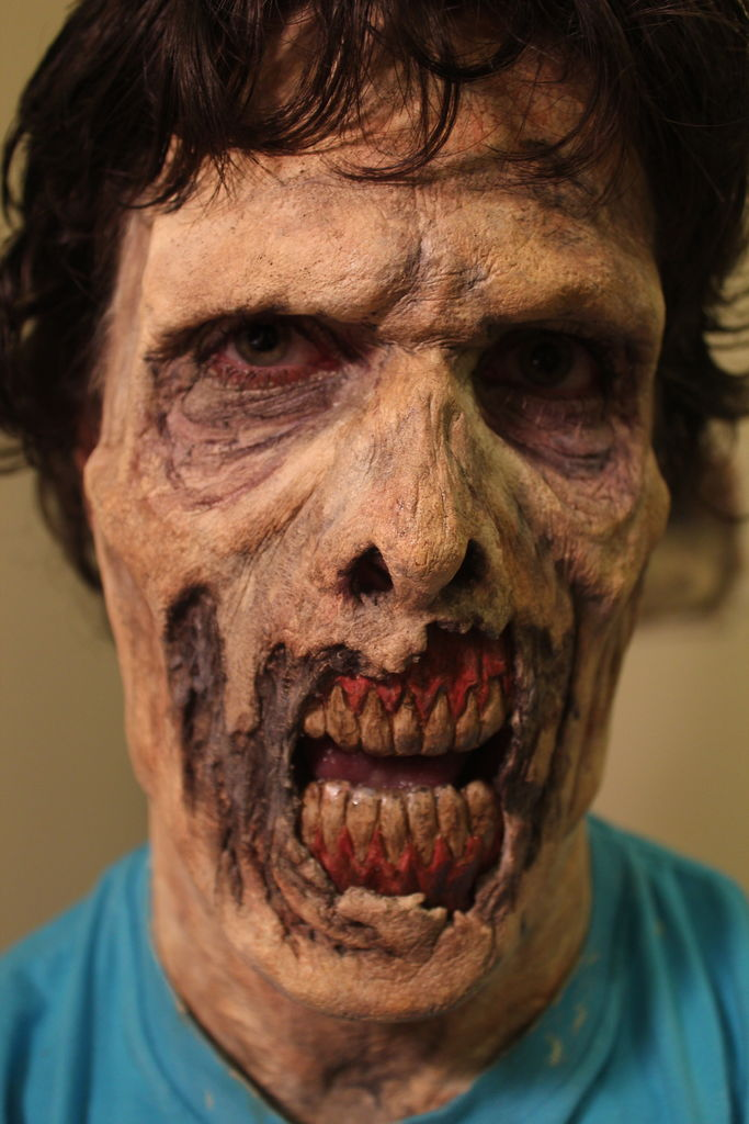 News  Best Zombie Makeups gallery  CrazyScaryGames