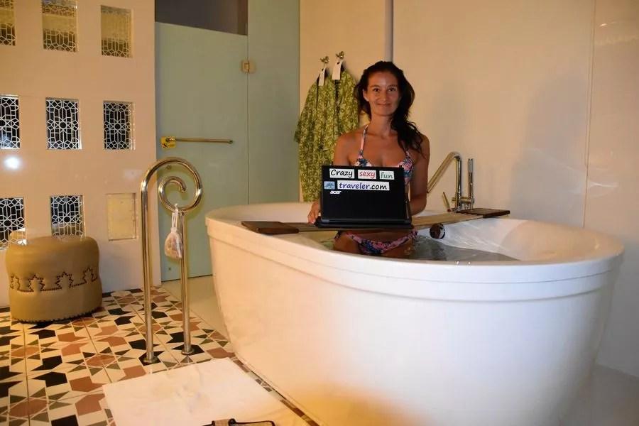 Where to stay in Nusa Dua  luxury villas Samabe Bali