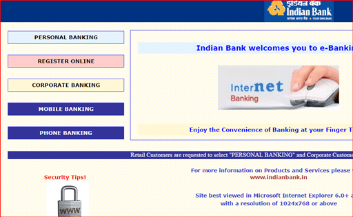Indian Bank Netbanking Complete Guide Crazy Speed Tech