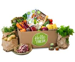 Try Hello Fresh from my referral code!
