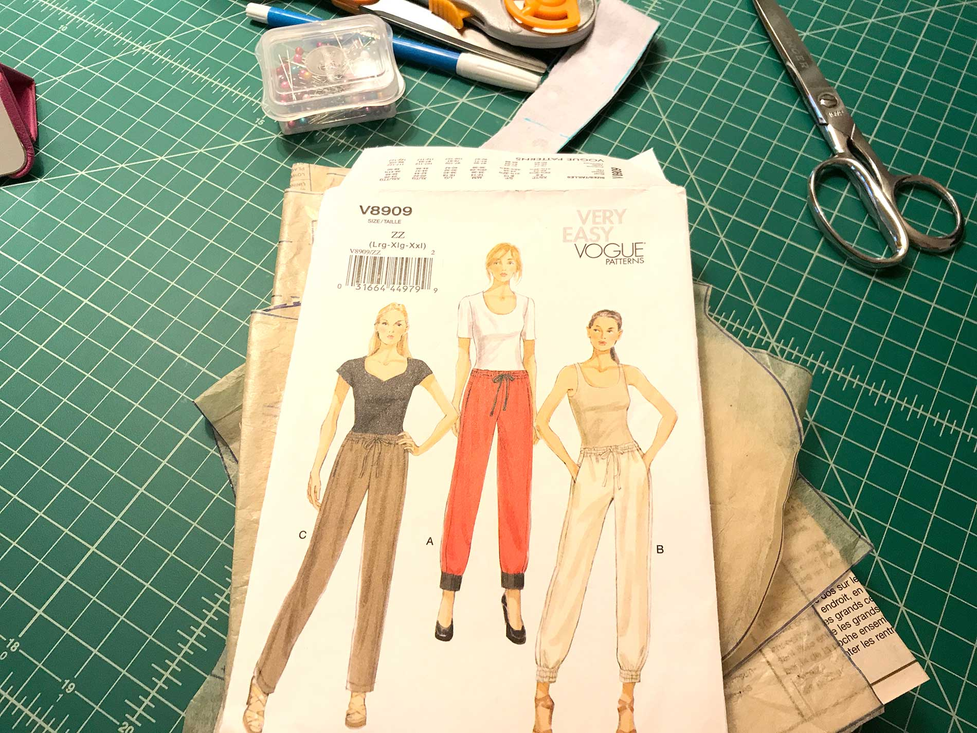d4a4ab3fbb175 I haven't sewn a garment from a pattern in a long time, and I had forgotten  how hit-or-miss patterns can be. This pattern isn't a disaster, but it has  the ...