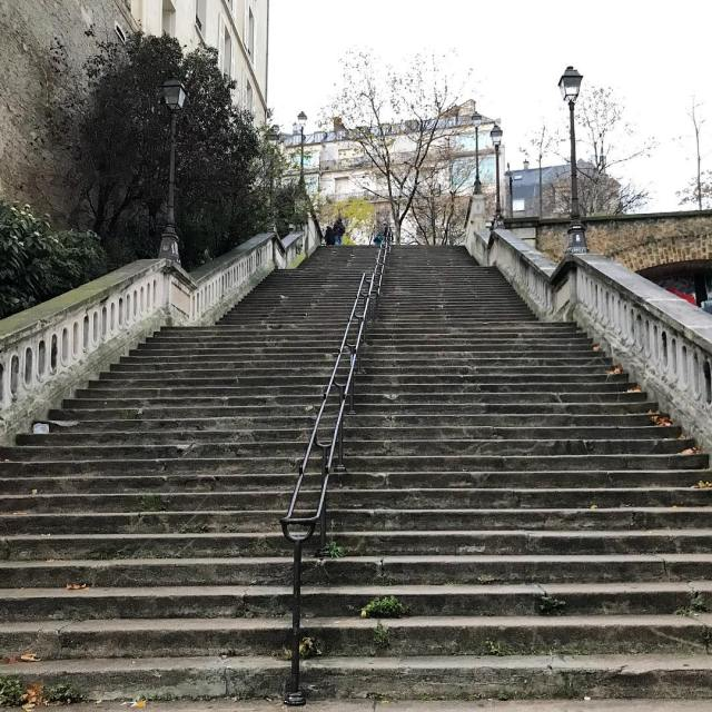 French CrossFit paris somanystairs
