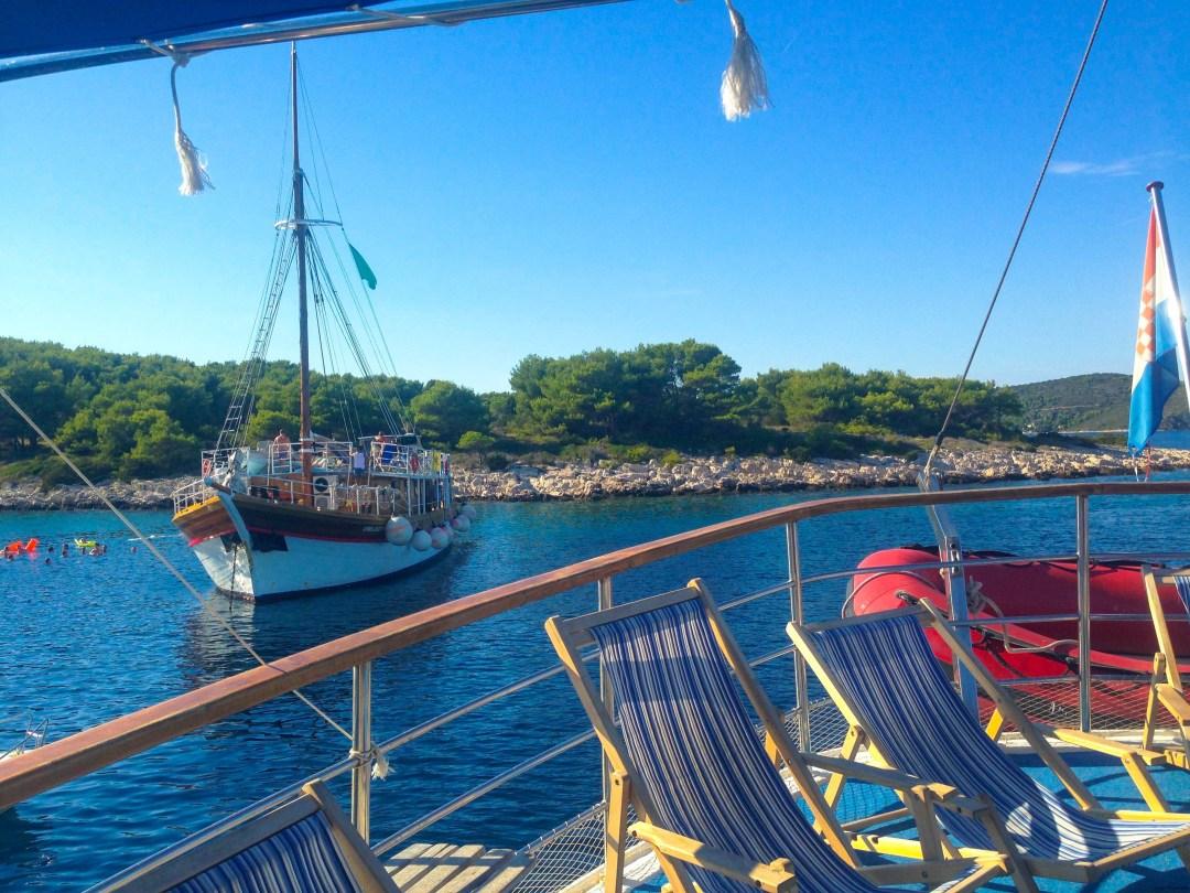 Sail Croatia www.crazytravelista.com