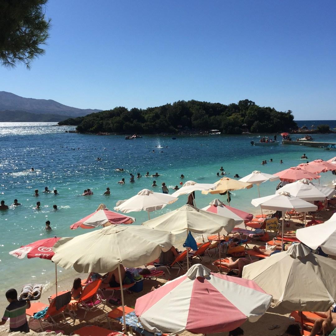 Ksamil Beach, Albanian Riviera