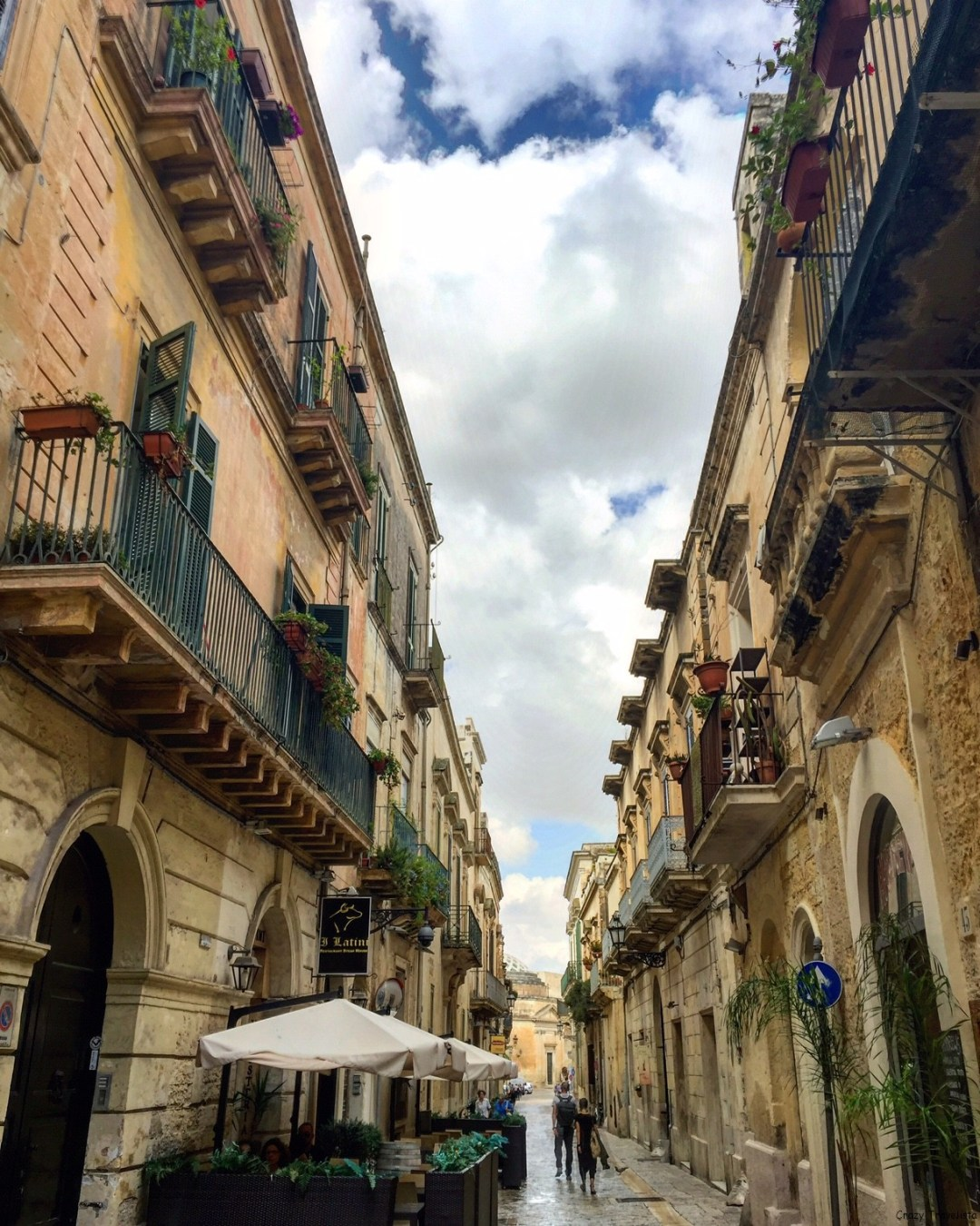 Streets of Lecce