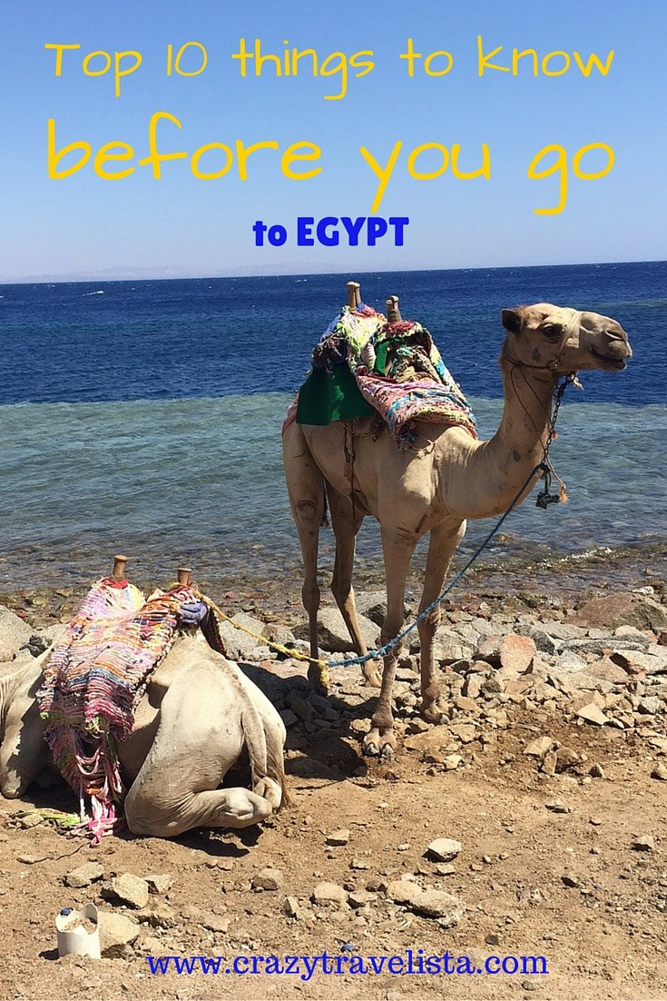 10 Things to Know before you go to Egypt