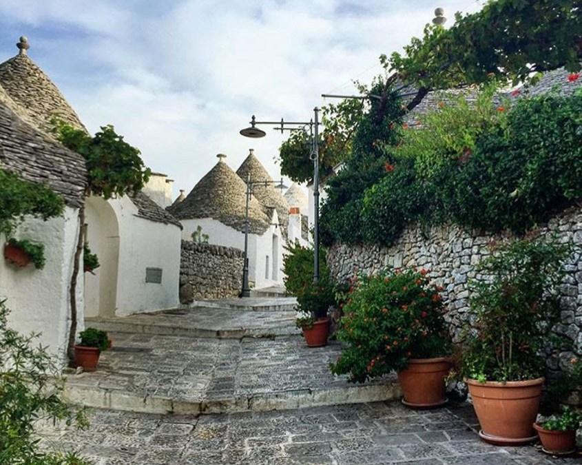 Alberobello, Italy: a Trulli Unique Experience