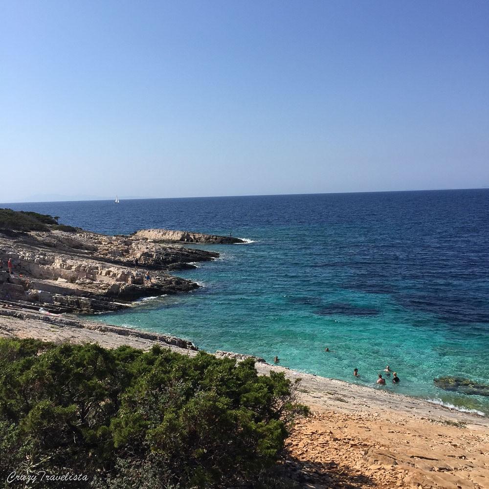 Proizd island, Croatia