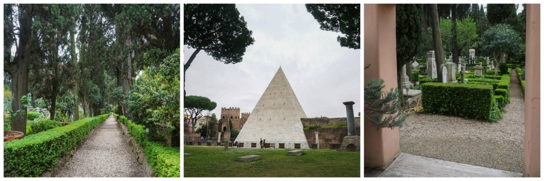The Non-Catholic Cemetery for Foreigners in Rome