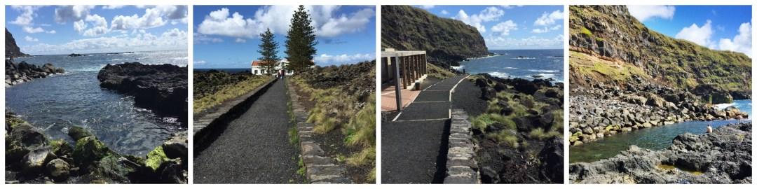 Ponta da Ferraria Sao Miguel, Azores