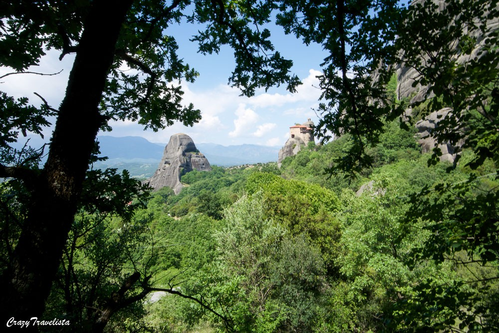 Meteora hiking tour