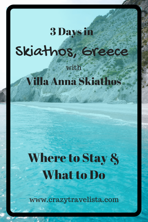 Where to Stay & What to Do in Skiathos