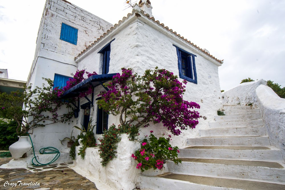 beautiful Skopelos Town