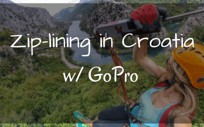 {VIDEO}: Zip-lining in Croatia with GoPro