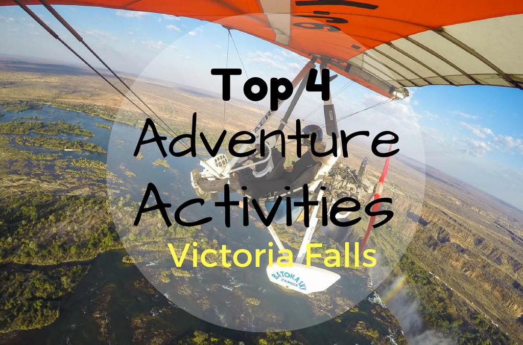 Top 4 MUST-DO Adventure Activities in Victoria Falls (+ VIDEO)